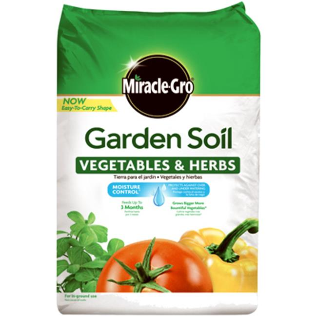 Scotts Organic Group 73759430 1. 5 cu.  ft.  Vegetables & Herbs Garden Soil