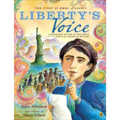 Liberty's Voice: The Story of Emma Lazarus