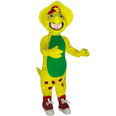 Barney BJ Child Costume](Barney Halloween Party Songs)