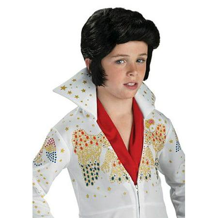 Rubies Elvis Presley Child Wig