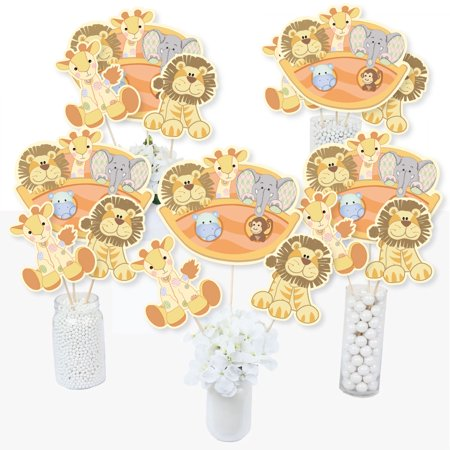 Noah's Ark - Baby Shower Centerpiece Sticks - Table Toppers - Set of (Noah's Ark Baby Shower Theme)
