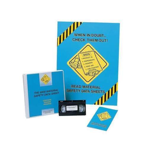 Marcom V000CGC9EM Compressed Gas Cylinders DVD