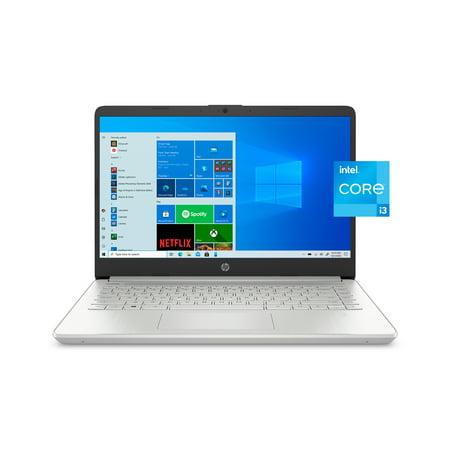 HP 14u0022 I3 4GB/256GB LAPTOP- SILVER