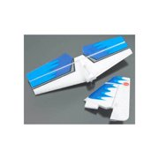 Stabilizer and Fin/Rudder Tail Set Extra 300 EP Multi-Colored