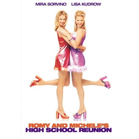 Romy and Michele's High School Reunion (DVD) (High School Debut Dvd)