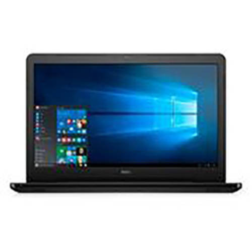 "Dell Black 17.3"" Inspiron HD 5755 Laptop PC with AMD A8-7410 Processor, 8GB Memory, 1TB Hard Drive and Windows 10 Home"