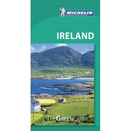 Michelin Green Guide Ireland - Paperback