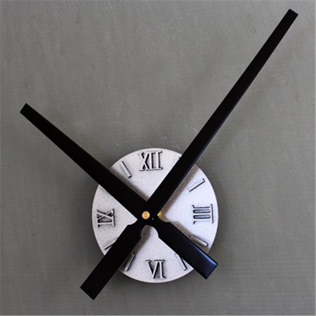 30cm Long Silent Quartz Wall Clock Movement DIY Hands Mechanism Hands Parts