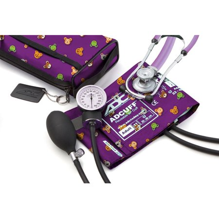 American Diagnostic Corporation Pros Combo Ii Sr Pocket Aneroid Sprague Stethoscope Kit