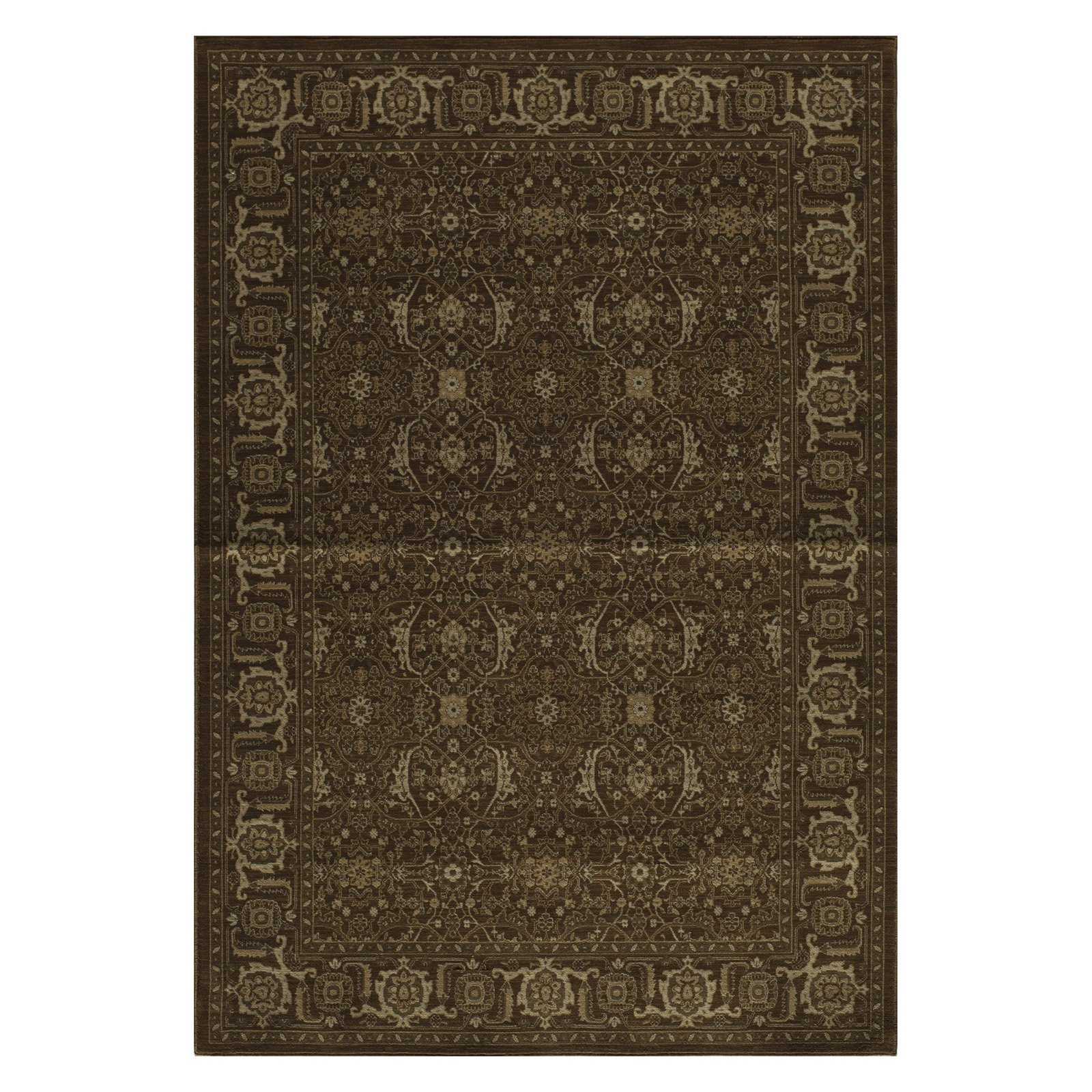 Area Rug in Chocolate (3 ft.  L x 2 ft. W)
