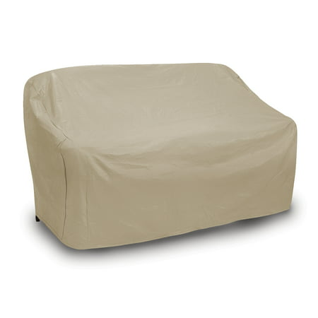 Two Seat Wicker Sofa Cover ()