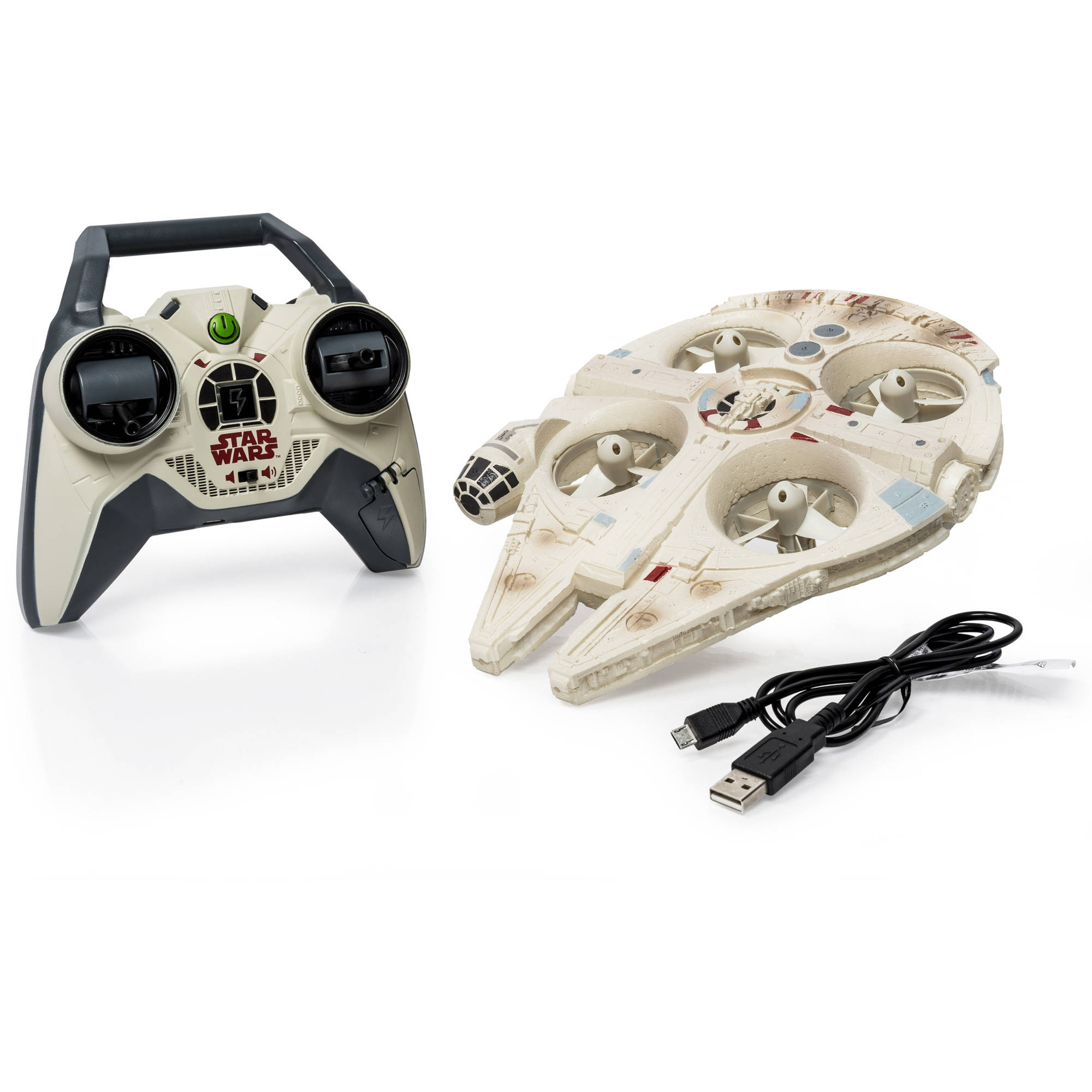 Air Hogs Star Wars Remote Control Millennium Falcon by EVERWIN TOYS (DONGGUAN) CO., LTD.