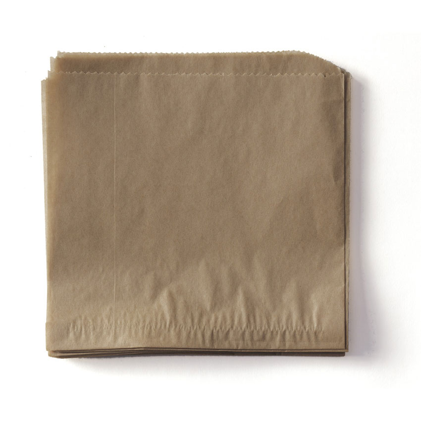 "12"" x 12"" Food Safe Tissue Liner, Brown, 1000 pieces./cs."
