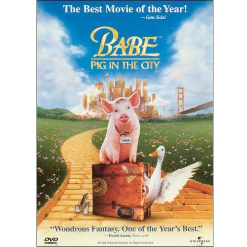 Babe: Pig In The City (Widescreen)