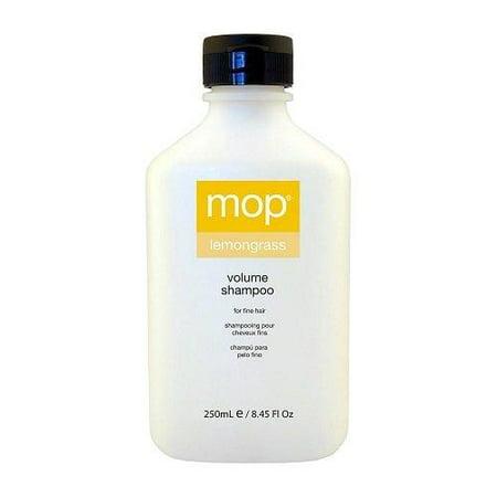 Lemongrass Shampoo - mop lemongrass volume shampoo 8.45 oz