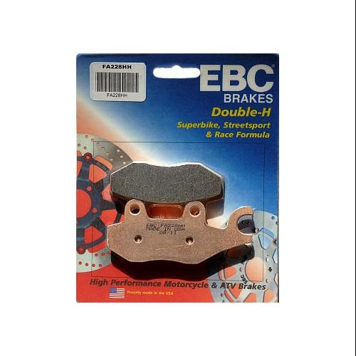 EBC Double-H Sintered Brake Pads Front Left Fits 07-11 Kymco People S 250