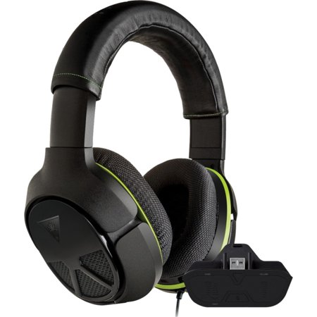 bfe20b385b5 Turtle Beach Ear Force XO FOUR Stealth Headset with Removable Mic  (Refurbished) - Walmart.com