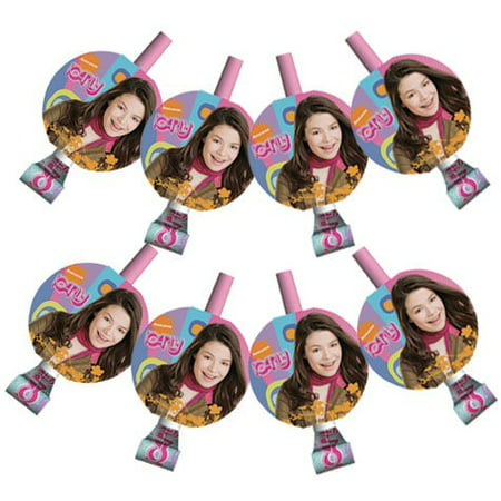 iCarly Blowouts 8ct By Factory Card and Party Outlet Ship from US](Party And Card Outlet)