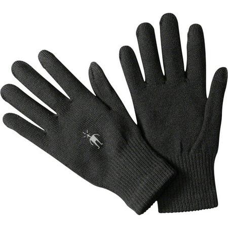Smartwool Liner Glove Black -