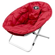 Georgia Bulldogs Sphere Chair - Red - No Size