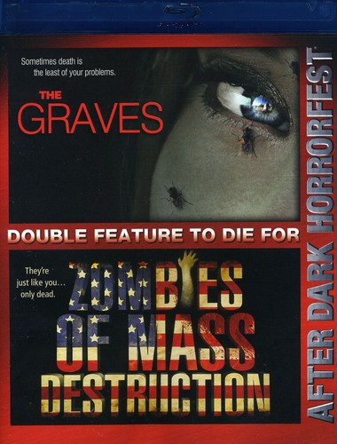 After Dark Horrorfest: The Graves   Zombies Of Mass Destruction (Blu-ray) (Widescreen) by Trimark Home Video