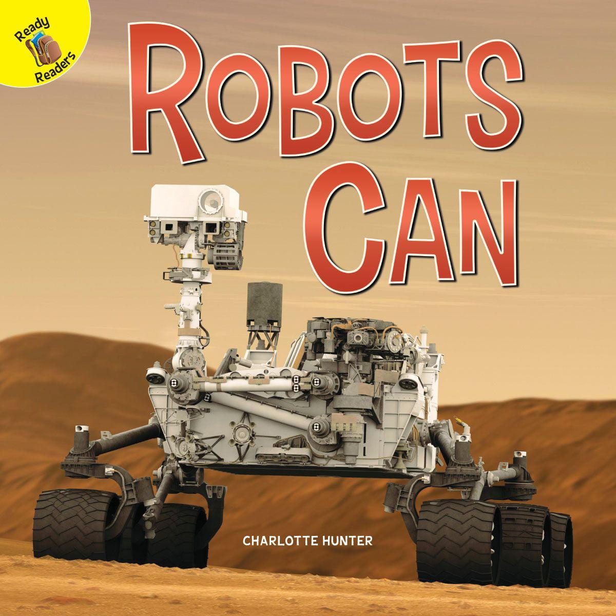 Robots Can - eBook