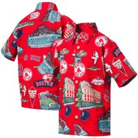 Boston Red Sox Reyn Spooner Scenic Button-Down Shirt - Red