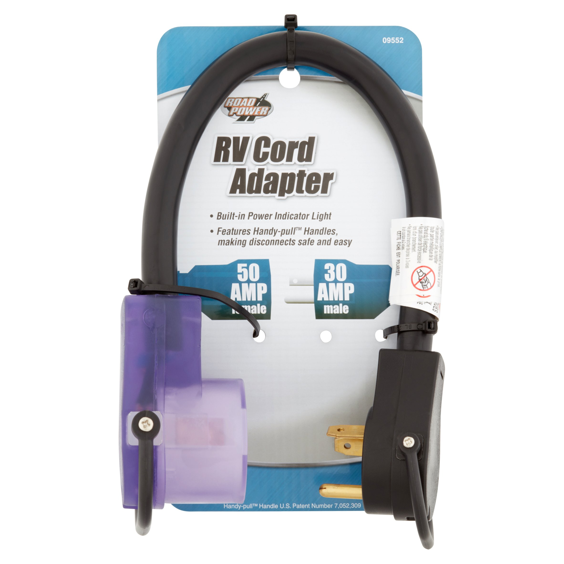 Road Power RV Cord Adapter