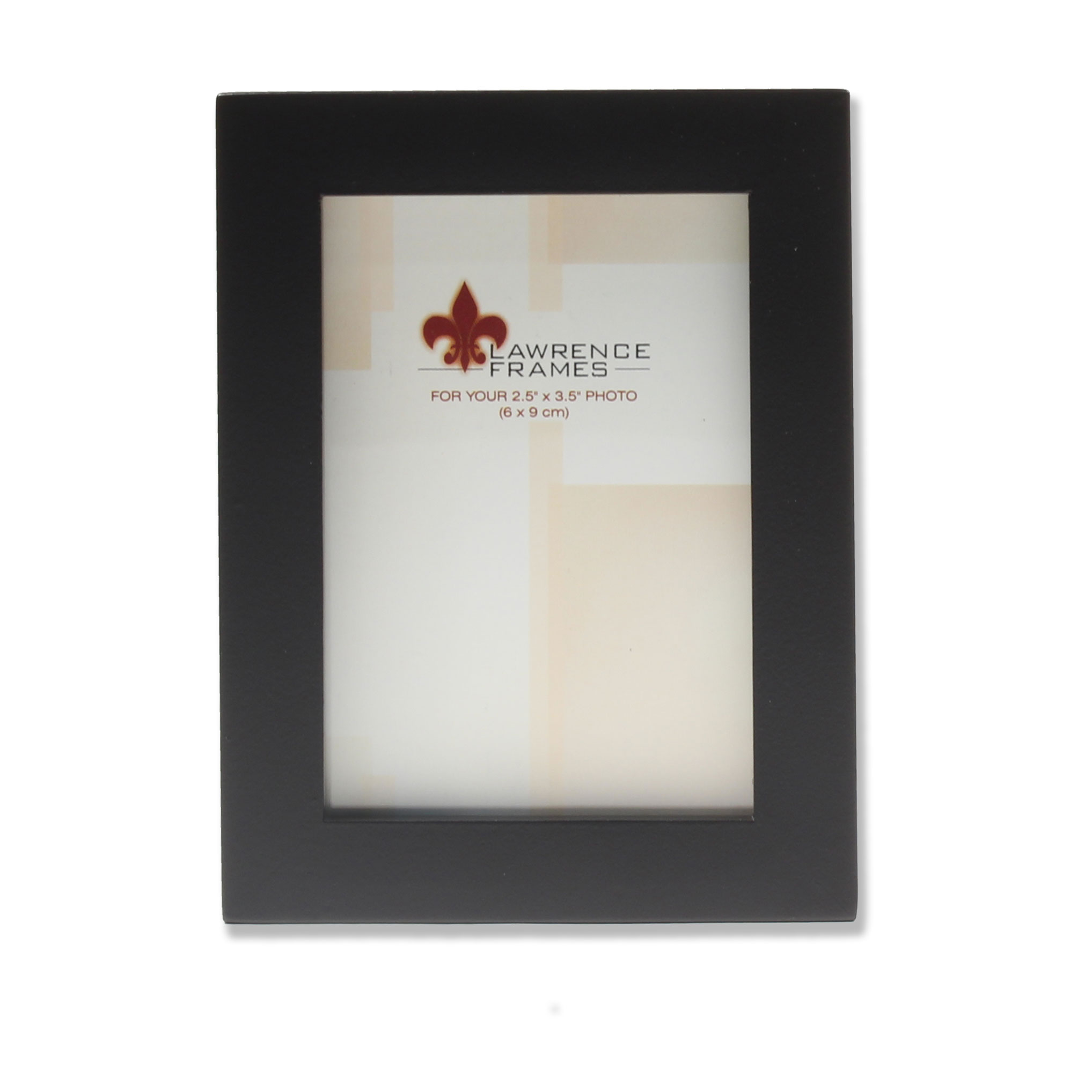 2x3 Black Wood Picture Frame Gallery Collection by Lawrence Frames