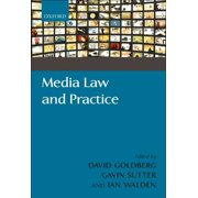 Media Law and Practice - eBook