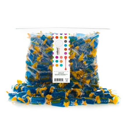 Jolly Rancher Hard Candy - Blue Raspberry - 2 Pound Resealable Bag](Jolly Rancher Halloween Lollipops)