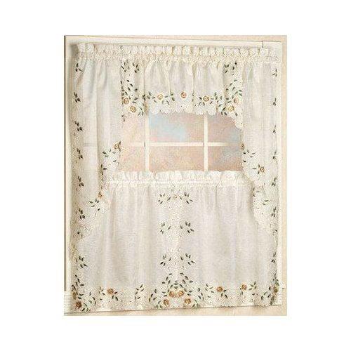 Rosemary Kitchen Curtain