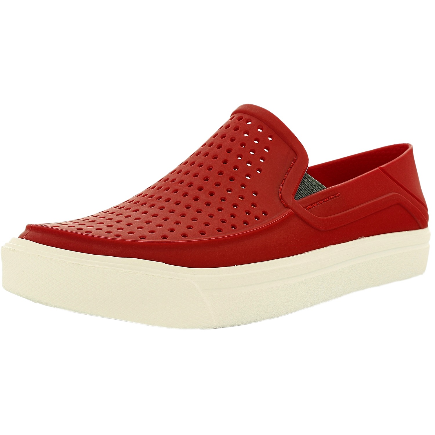 Crocs Boy's Citilane Roka Pepper Ankle-High Flat Shoe 12M by Crocs