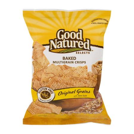 Good Natured Baked Multigrain Chips