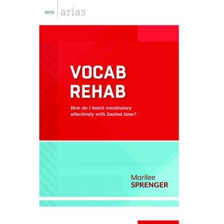 Vocab Rehab - eBook