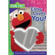 Sesame Street (Video): Sesame Street: Elmo Loves You (Other) by GENIUS PRODUCTS INC