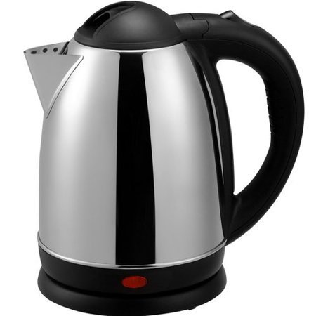 2l stainless steel electric cordless hot water tea kettle. Black Bedroom Furniture Sets. Home Design Ideas