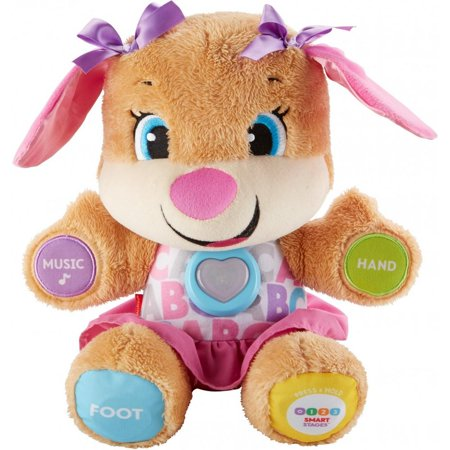 Fisher-Price Laugh & Learn Smart Stages Sis with 75+ Songs & - Toys For 2 Year Old Girls