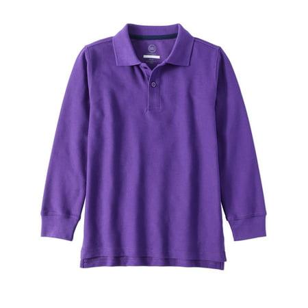 Star Fleet Uniforms (Boys School Uniform Long Sleeve Double Pique)