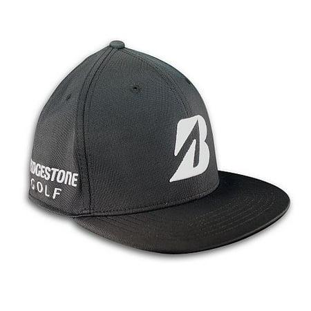 Bridgestone Flat Bill Cap B330 Perfect Fit Golf Hat NEW 9183424635d