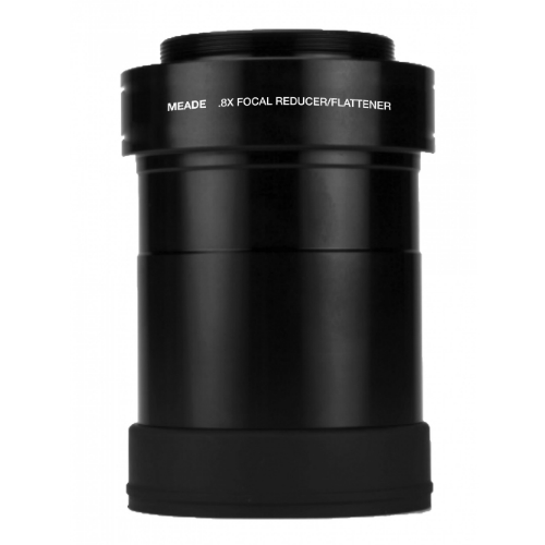 Meade Instruments Series 6000 0.8x Focal Reducer Field Flattener 661001 Reducer Flattener by Meade Instruments