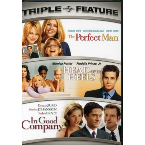 Perfect Man / Head Over Heels / In Good Company Triple Feature (Widescreen)