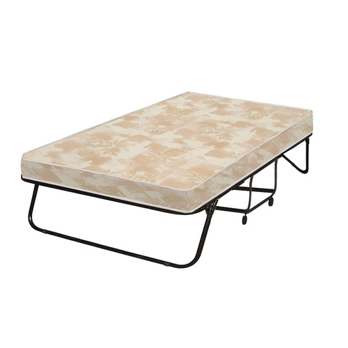 Spinal Solution Portable Rollaway Folding Bed with Mattress