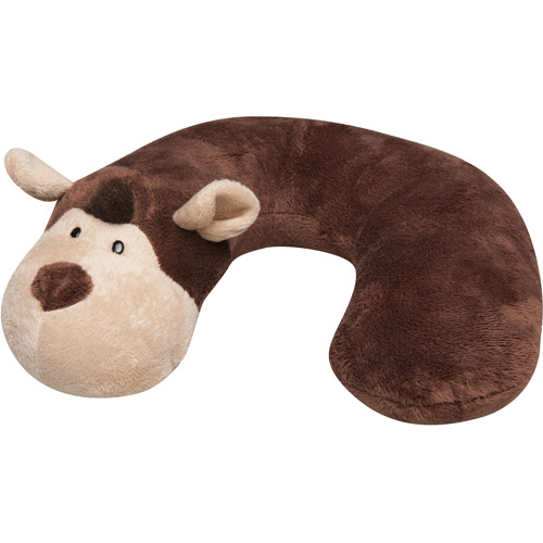 Animal Planet Neck Support Pillow, Monkey by Animal Planet