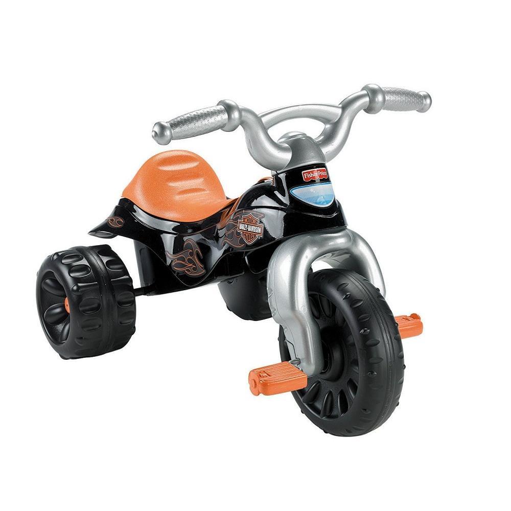 Fisher Price Harley Davidson Motorcycles Tough Trike Walmart Com