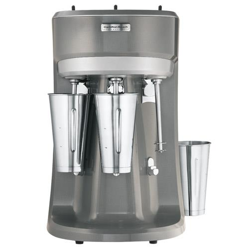 Hamilton Beach HMD400 Triple Spindle Commercial Drink Mixer by