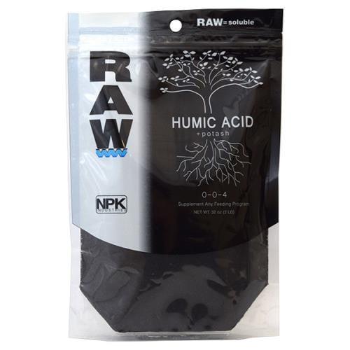 RAW Humic Acid 25 lb