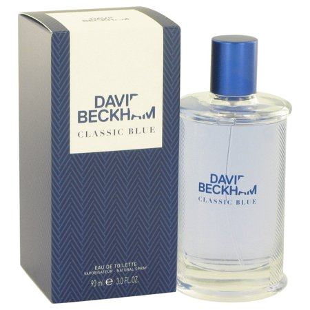 (pack 9) David Beckham Classic Blue Eau De Toilette Spray By David Beckham3 oz - image 1 of 2