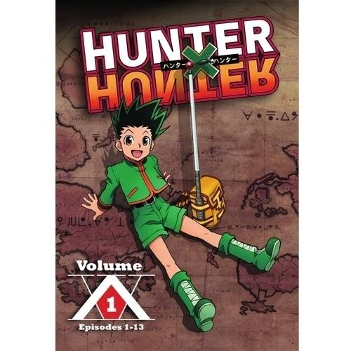 Hunter X Hunter: Set 1 (Widescreen)