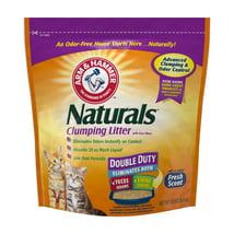 Cat Litter: Arm & Hammer Naturals